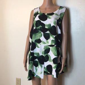 ALFANI Women sleeveless blouse size 20W